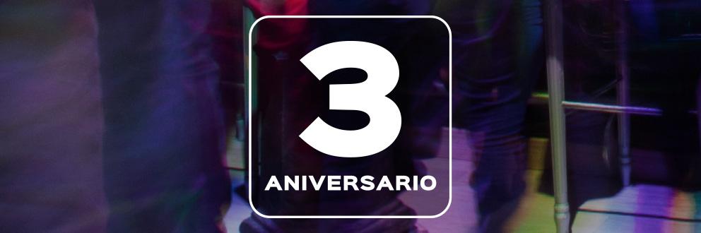 Celebramos el 3 aniversario Ópera Café